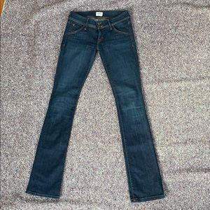 Hudson Jeans - skinny stretch - size 24